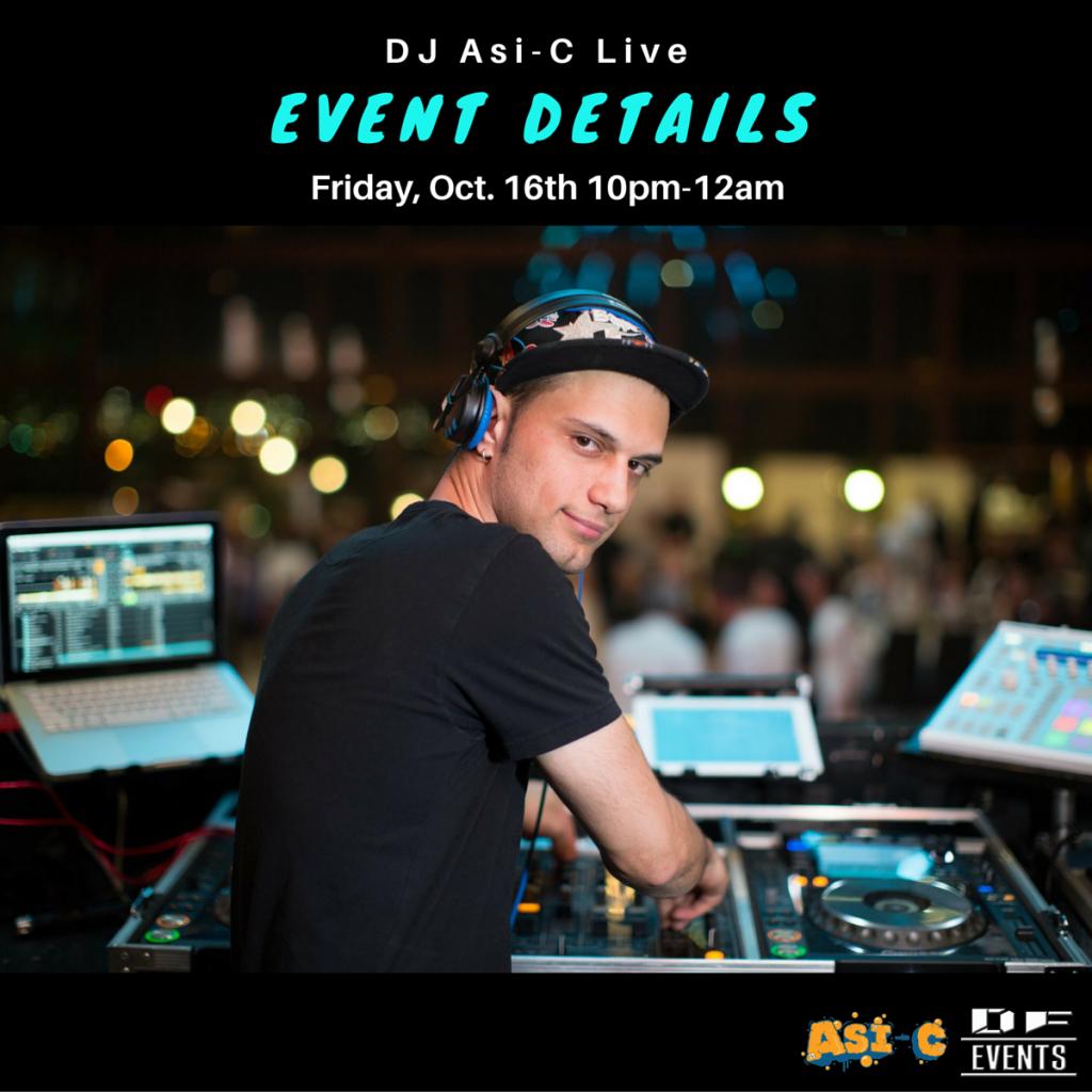 EVENT DETAILS_DJ-Asi-C_10.16.15