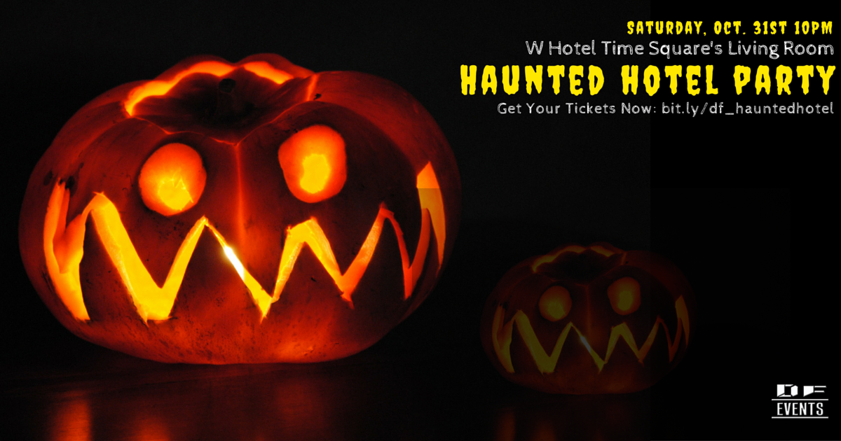 [Party] Haunted Hotel Halloween Party – Sat. Oct. 31st