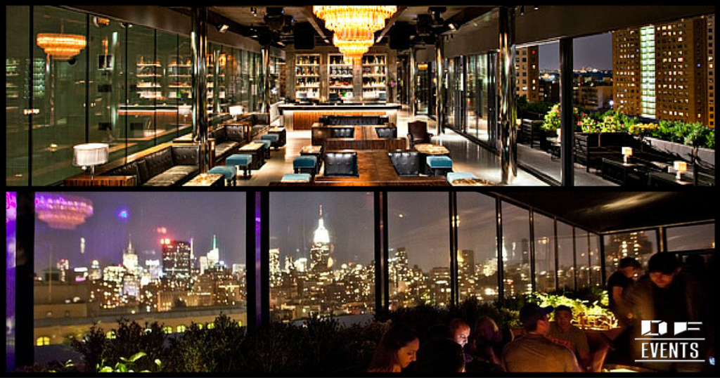 You Event Planner: Let us do all the work & plan your birthday, event, & party for free at PHD Rooftop Lounge at the Dream Hotel Downtown.