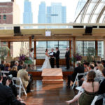 HT Rooftop Wedding