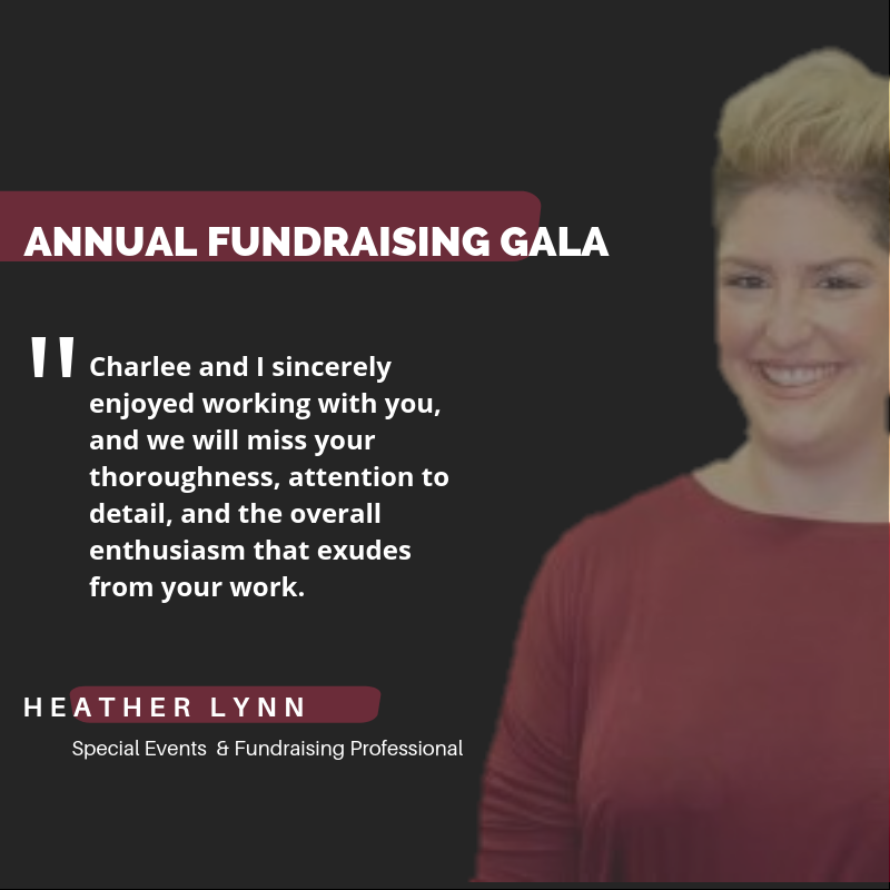 Testimonial: Heather Lynn - Df Events